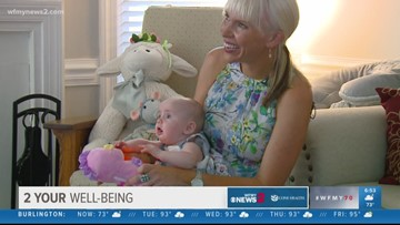 2 Your Well-Being: Cone Health App Helps Moms Deliver Healthy Babies