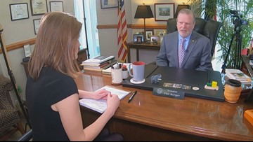 'It is entirely possible' | Senator Phil Berger predicts it will be 2021 before North Carolina General Assembly adopts new budget