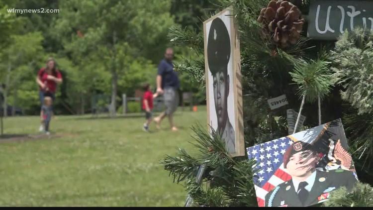 Memorial Day homage returns to Carolina Field of Honor