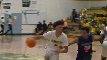 Ragsdale vs. Smith Boys High School Basketball Matchup