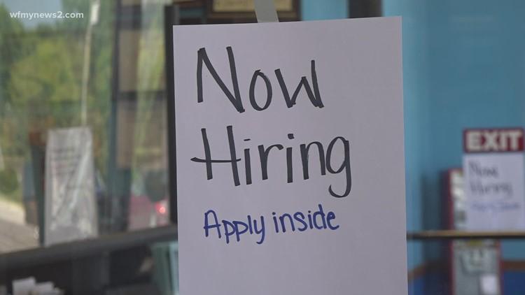 Winston-Salem Fairgrounds hiring