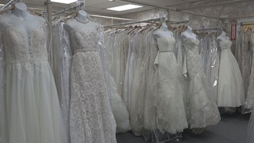 Four 2 Five: How to find a designer wedding dress without breaking the bank