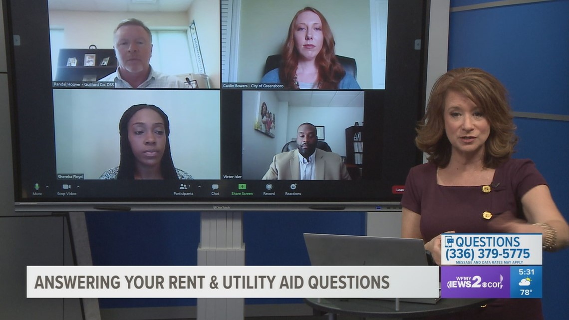 Getting help paying for rent and utilities | Part Two: 2 Wants to Know