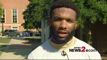 Talking Football With Wake Forest Quarterback Jamie Newman