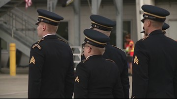Remains of Soldier Killed in Vietnam in 1968 Returned to Indiana
