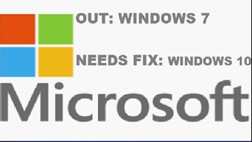 Hey, you, Microsoft user! Windows 7 & 10 have issues. Here's the real fix...