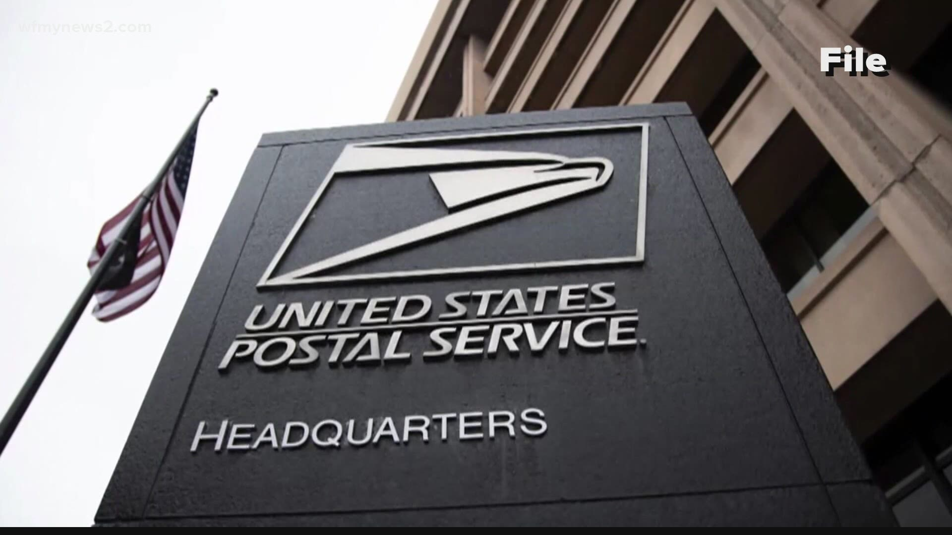 Usps Christmas Eve Hours 2021 W. Peachtree Atlanta Usps Shipping And Mail Delivery Issues Continue Wfmynews2 Com