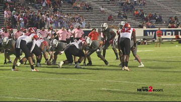 Friday Football Fever: Grimsley tops SE Guilford for Week 4