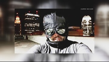 Superheroes fight homelessness in Winston-Salem