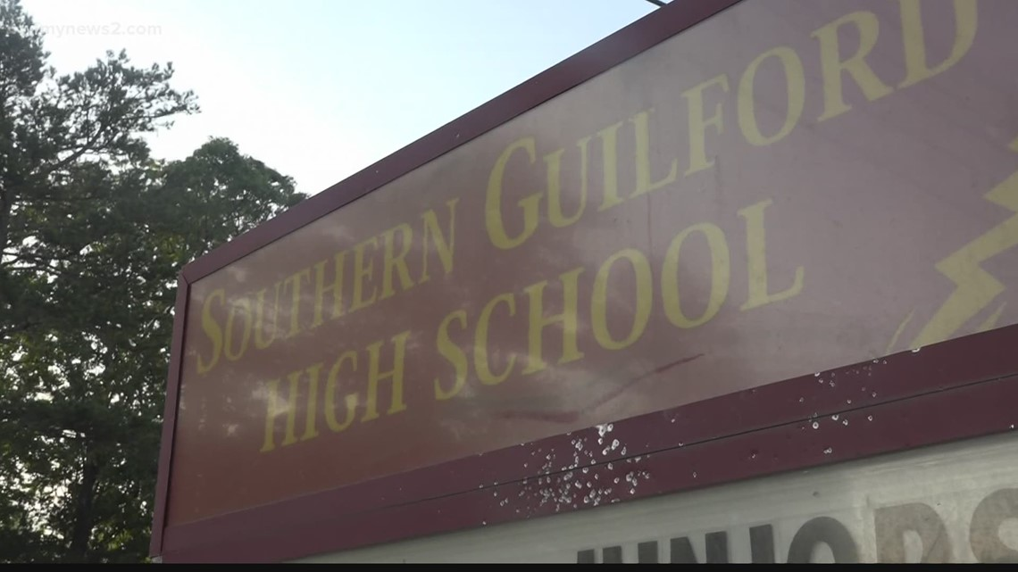 Southern Guilford High School student attacked