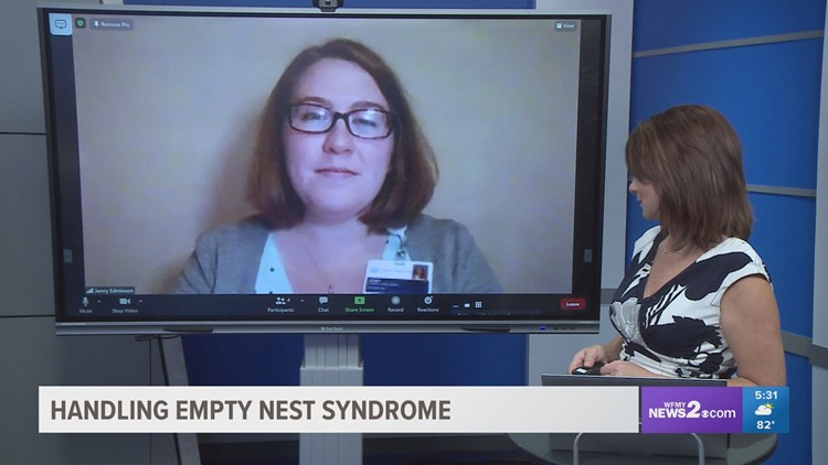 How parents can transition into an empty nest   Part Two: 2 Your Wellbeing
