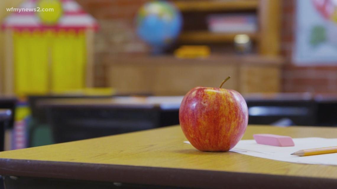 WS/FCS Kindergarten registration up