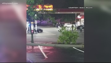 Police Still Looking For Suspects In Late-night Wendy's Shooting