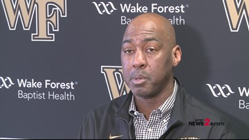 Danny Manning Speaks On Returning To Wake Forest As Head Coach