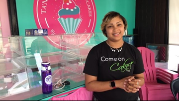 Cupcake Shop Owner Relieved Break-in Suspect Caught, Will Re-open This Month