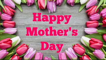 Happy Mother's Day From WFMY News 2!