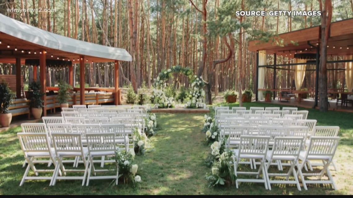 VERIFY: New NC order increases wedding reception capacity up to 250 seated guests