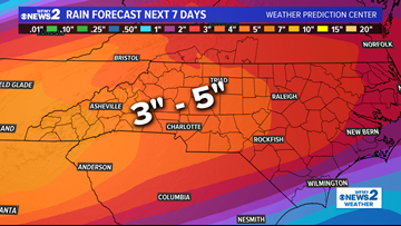 THIS WEEK: We Could See Rain Each of the Next 7 Days