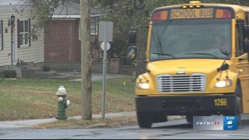 'They Need to Get it Together'   Parents Demand Raises for Bus Drivers, County Points to State