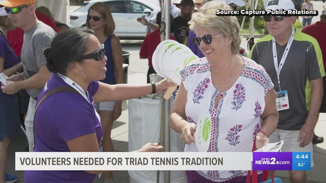Winston-Salem Open still needs more volunteers