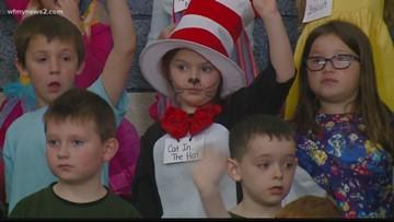 Read 2 Succeed: Clover Garden Elementary School