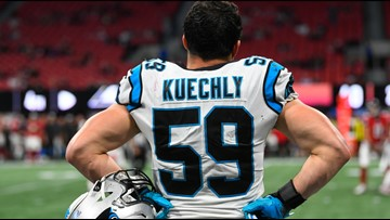 Luke Kuechly stuns fans, announces retirement after eight seasons