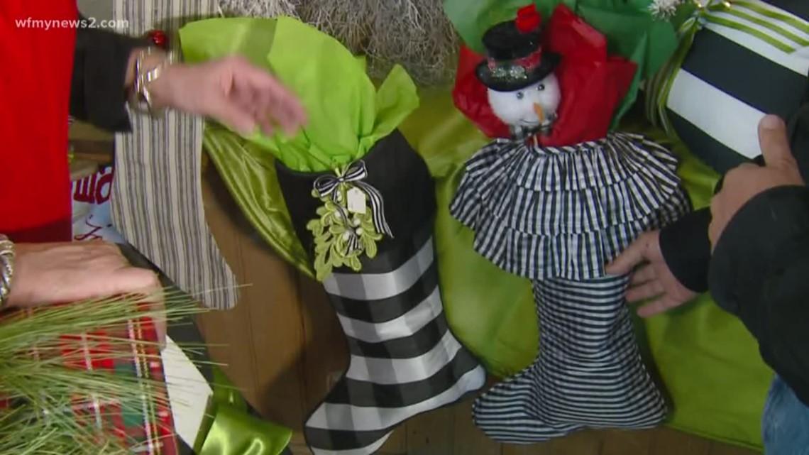 Caregiving 101: Decorating your Stockings