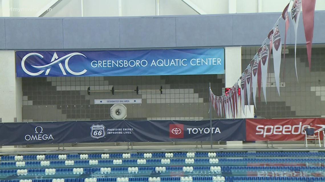 Greensboro Aquatic Center celebrating its 10th anniversary