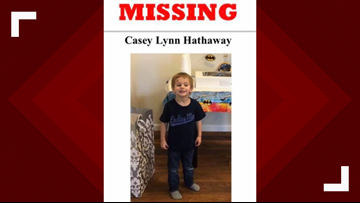'Emergency Search' On For Missing 3-Year-Old Boy In Craven Co.