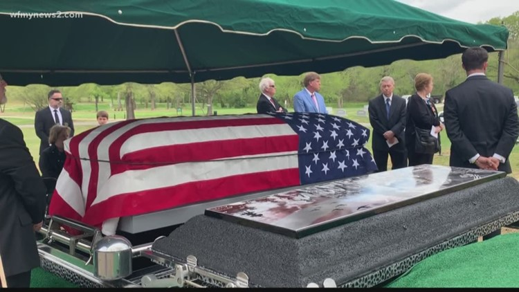 Triad families adjust to changes to military funerals