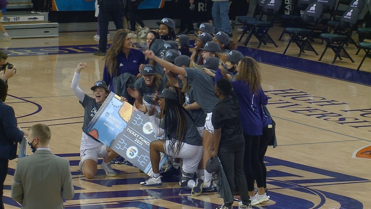Panthers Make History, Punch Ticket to NCAA Tournament