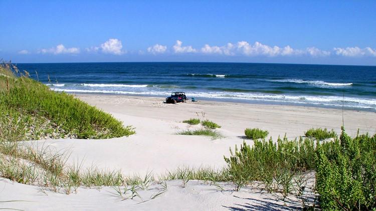 Ocracoke Beach Named 2nd Best in America