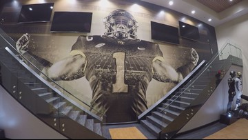 Inside Look At Sutton Sports Performance Center & Shah Basketball Complex At Wake Forest