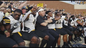 Appalachian State Beats North Carolina 34-31