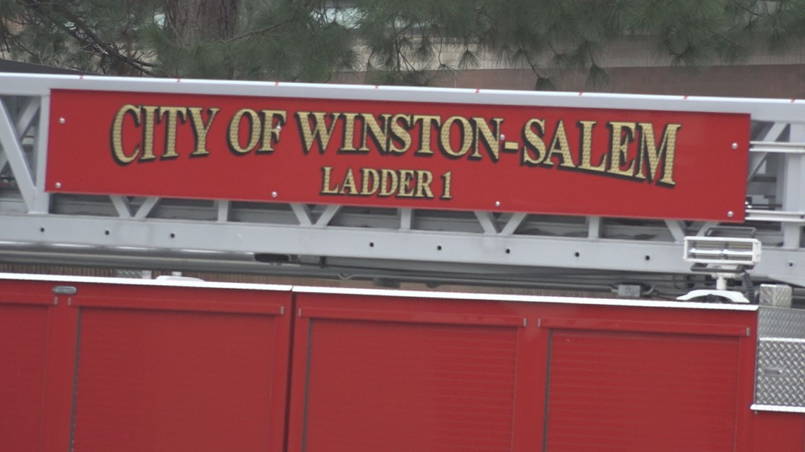 Winston-Salem's Black firefighters claim racism in department