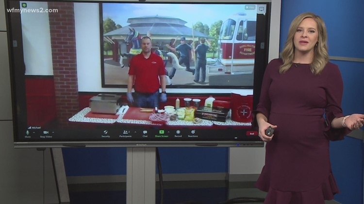 In the News 2 Virtual Kitchen: Firehouse Subs