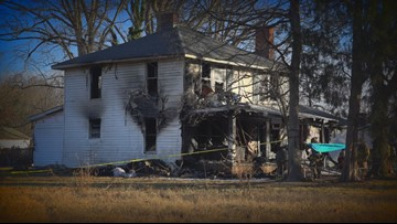 Greensboro Firefighters Anticipating Increase In Structure Fires During Winter Months