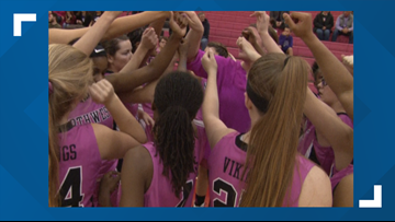 Guilford County rivals unite to raise cancer awareness for beloved coach