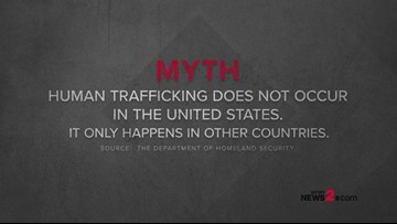 Human Trafficking In The United States: Fact or Myth?