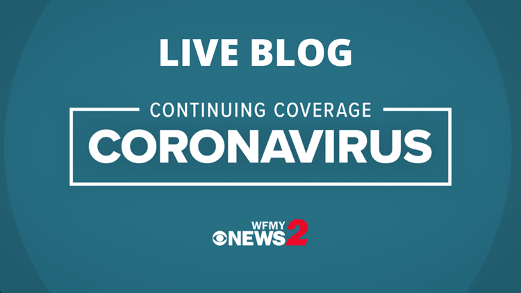 NC COVID-19 Blog: 9,000 Johnson & Johnson vaccines set to arrive in Forsyth County this week