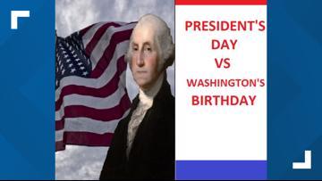 Ummm...It's NOT Really President's Day.