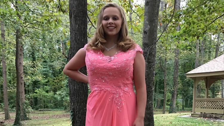 Kayla Bradley Missing