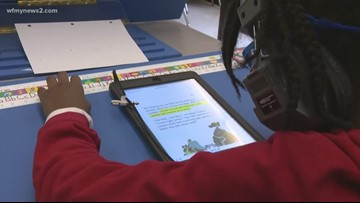 3,200 iPads purchased for NC schools have been sitting in a warehouse, some for more than a year