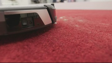 Keeping Robot Vacuums on Track