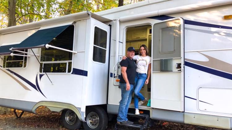 'It's a safer way to travel': Motorhome mania hits Triad during pandemic