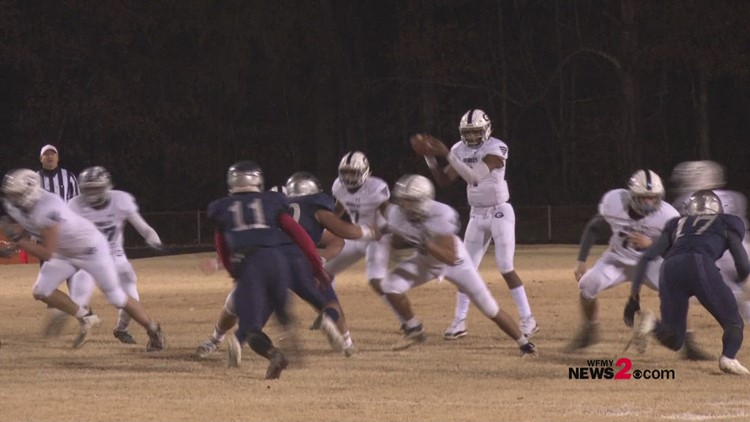 Scores And Highlights From 3rd Round Of High School Football