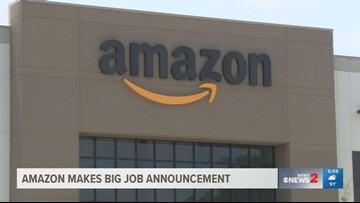Amazon To Bring 1,000 Jobs to the Triad