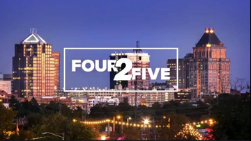New show means new program flow on WFMY News 2: Four 2 Five, along with Jeopardy II and other changes
