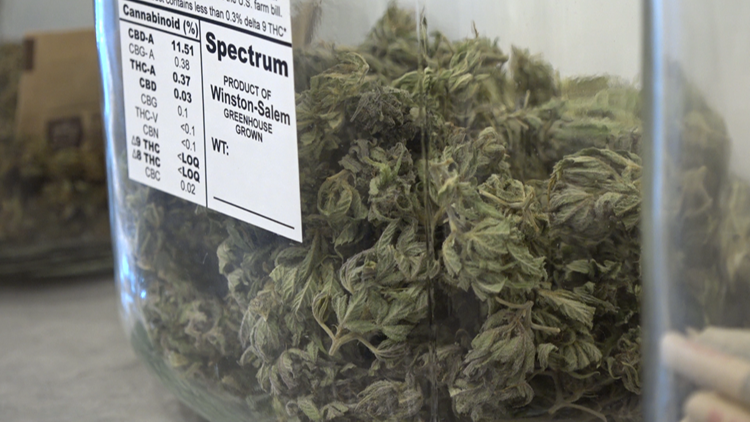 Proposed Ban on 'Smokable Hemp' Earns Support from NC Law Enforcement, Outcry From Sellers