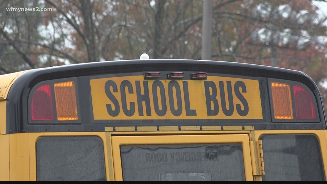 Guilford County Schools says transportation is ready for students' return next week